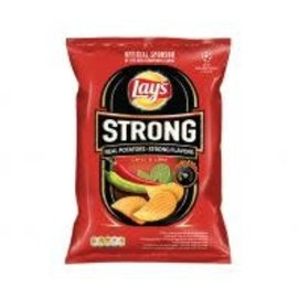 Lays Lays Chilli & Lime 130 gr. 1107