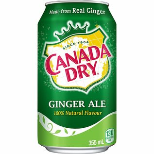 Canada Dry Canada Dry Original USA 355 ml