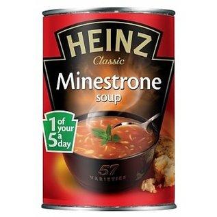 Heinz Heinz Minestrone Soup 400g