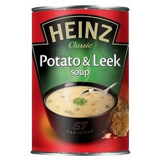 Heinz Heinz Potato&leek Soup 400 gr