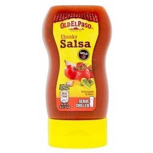 Old El Paso Old El Paso Chunky Salsa Sueeqzy 238 gr