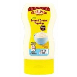 Old El Paso Old El Paso Sour Cream Squeezy 230 gr