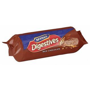 Mcvities Mcvities Milk Chocolatedigestives 266 gr