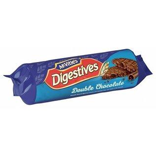Mcvities Mcvities Double Chocolate Digetives 267 gr