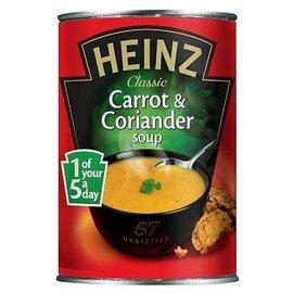 Heinz Heinz Carrot & Coriander Soup 400 gr