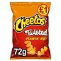 Walkers Walkers Cheetos Twisted Flamin Hot 72 gr