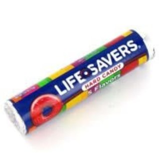 Life Savers Life Savers 5 flavours roll 32 gr