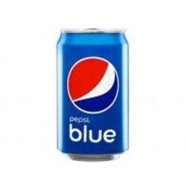 Pepsi Pepsi Blue Blik 330 ml.