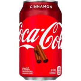 Coca Cola Coca Cola Cinnamon