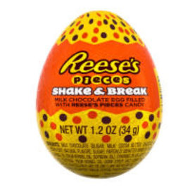 Reese's Reese's 3D egg filled with pieces - shake & break