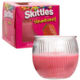 Skittles Skittles Strawberry candle