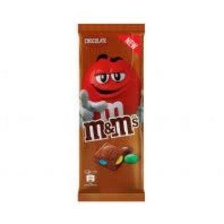 M&M's M&M's Chocolate Block 165 gr