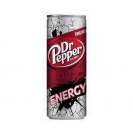 Dr. Pepper Dr. Pepper Energy blik 0,25 l
