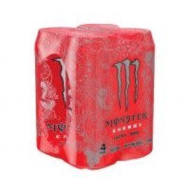 Monster Monster Ultra Red 250 ml