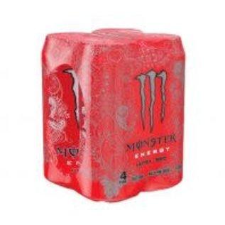 Monster Monster Ultra Red 250 ml