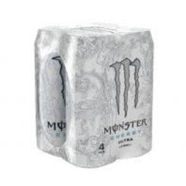 Monster Monster Ultra White 250 ml