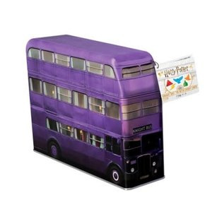 Jelly Belly Harry Potter Knight Bus Tin 112 gr chewy candy