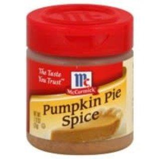 McCormick McCormick's Pumpkin pie spice 31 gr