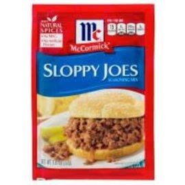 McCormick McCormick's Sloppy Joe's seasoning mix 37 gr