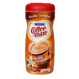 Nestle Coffee-Mate Coffee Creamer Vanilla Caramel 425 gr
