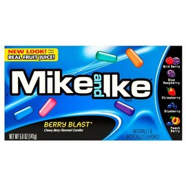 Mike&Ike Mike & Ike Berry Blast Box 141 gr