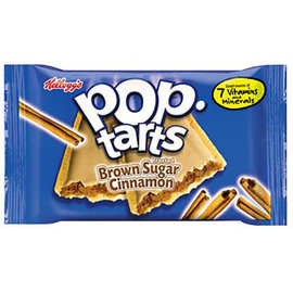Kellogg's Pop Tarts Frosted Brown Sugar Cinnamon 2-pack