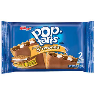 Kellogg's Pop Tarts Frosted S'mores 2-pack