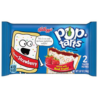 Kellogg's Pop Tarts Frosted Strawberry 2-pack