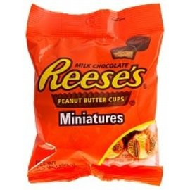 Reese's Reese's Miniature peanutbutter cup's 150gr