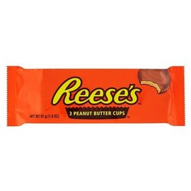 Reese's Reeses 3 Peanut Butter Cups