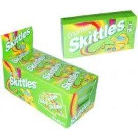Skittles Skittles Crazy Sours 45 gr. (groen)