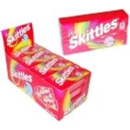 Skittles Skittles Fruits 45 gr. (rood)