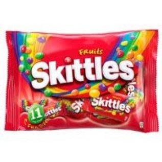 Skittles Skittles Uitdeelzak 11 x 18 gr