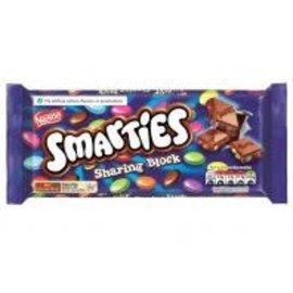 Nestle Smarties Block 100 gr.