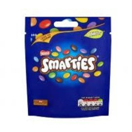 Nestle Smarties Pouch 118 gr.