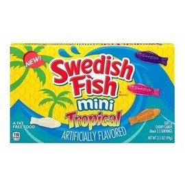 Swedish Fish Swedish Fish Tropical Box 99 gr.