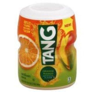 Tang Tang barrel orange mango drink mix  566 gr