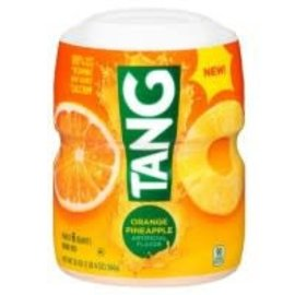 Tang Tang barrel orange pineapple drink mix  566 gr