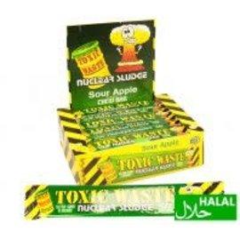 Toxic Waste Toxic Waste Apple Chew Bar