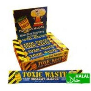 Toxic Waste Toxic Waste Blue Raspberry Chew Bar
