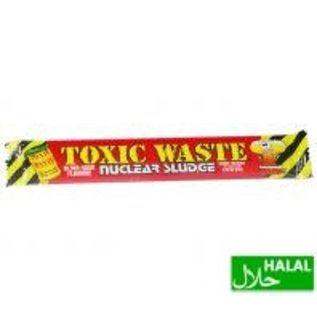 Toxic Waste Toxic Waste Sour Cherry Chew Bar 20 gr