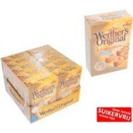 Werther's Werthers Original 42 gr. Sugarfree
