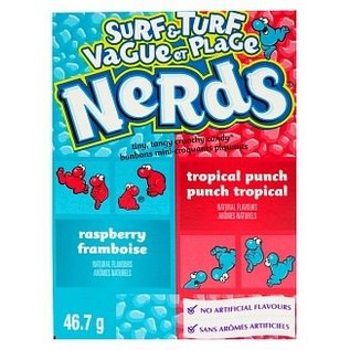 Nestle USA Wonka Nerds Raspberry Tropical Punch Small