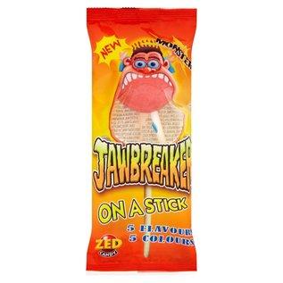 ZED ZED Jawbreaker on a stick Strawberry