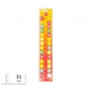 Fun 28-Strip Gum Balls 75 gr