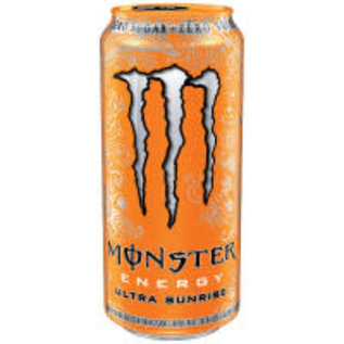 Monster Monster engergy ultra sunrise 473 ml