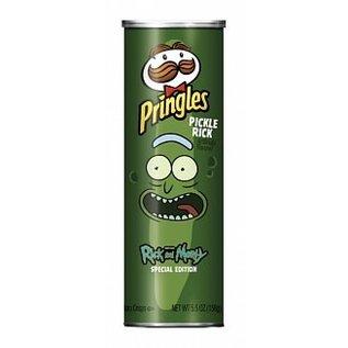 Pringles Pringles Extreme Screaming Dill Pickle Pickle Rick version