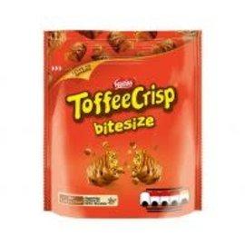 Nestle Toffee Crisp Bitesize Pouch 102 gr