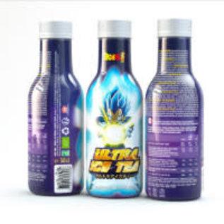 Dragonball Z Vegeta ultra ice tea with peach juice 500 ml