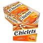 Chiclets cinnamon sugarfree